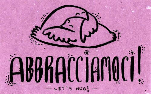 abbracciamoci