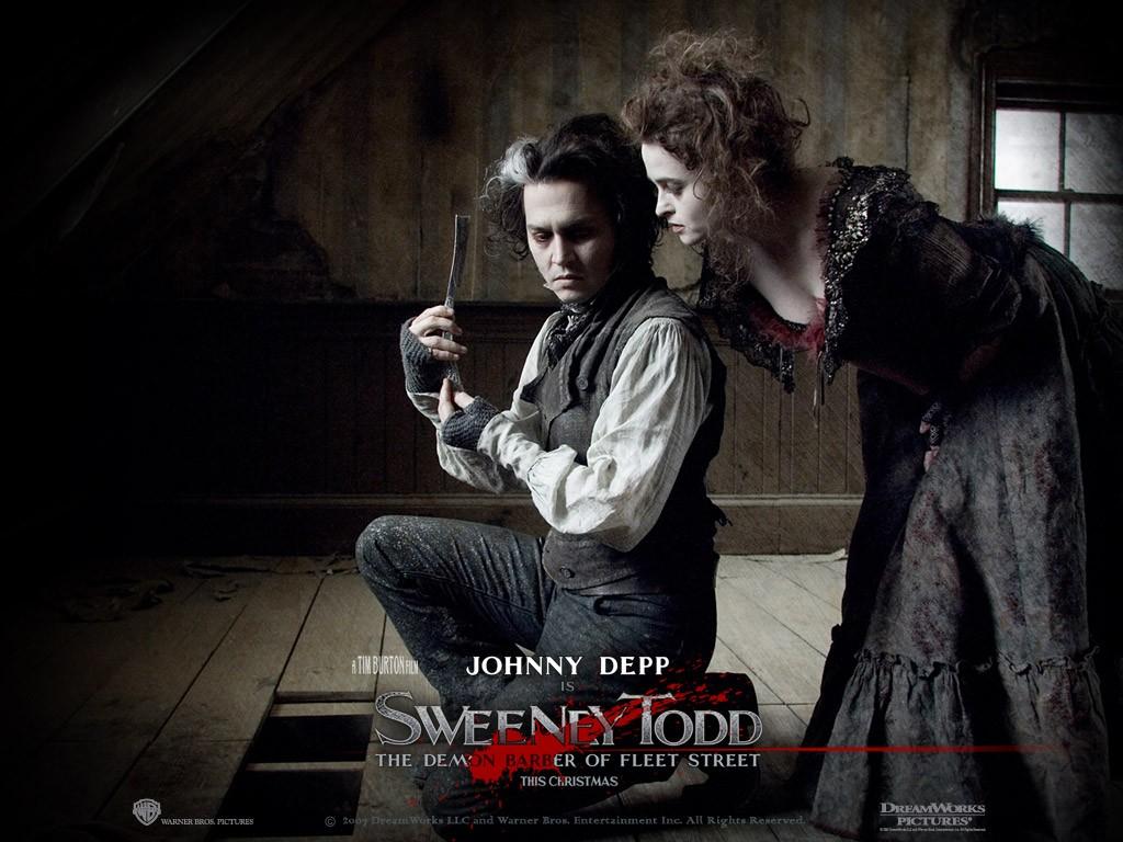 Sweeney Todd- The Demon Barber of Fleet Street