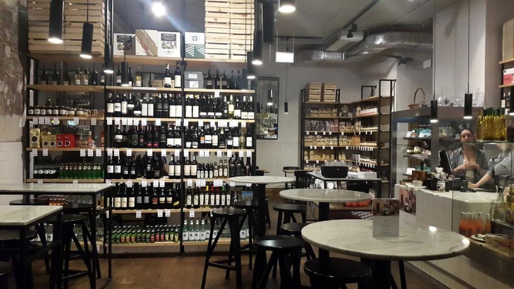 mercato ściana win