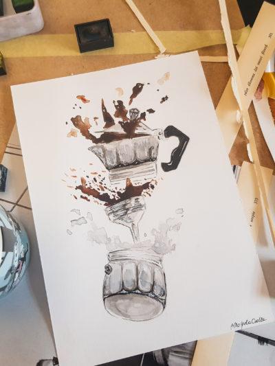 szalona kawiarka