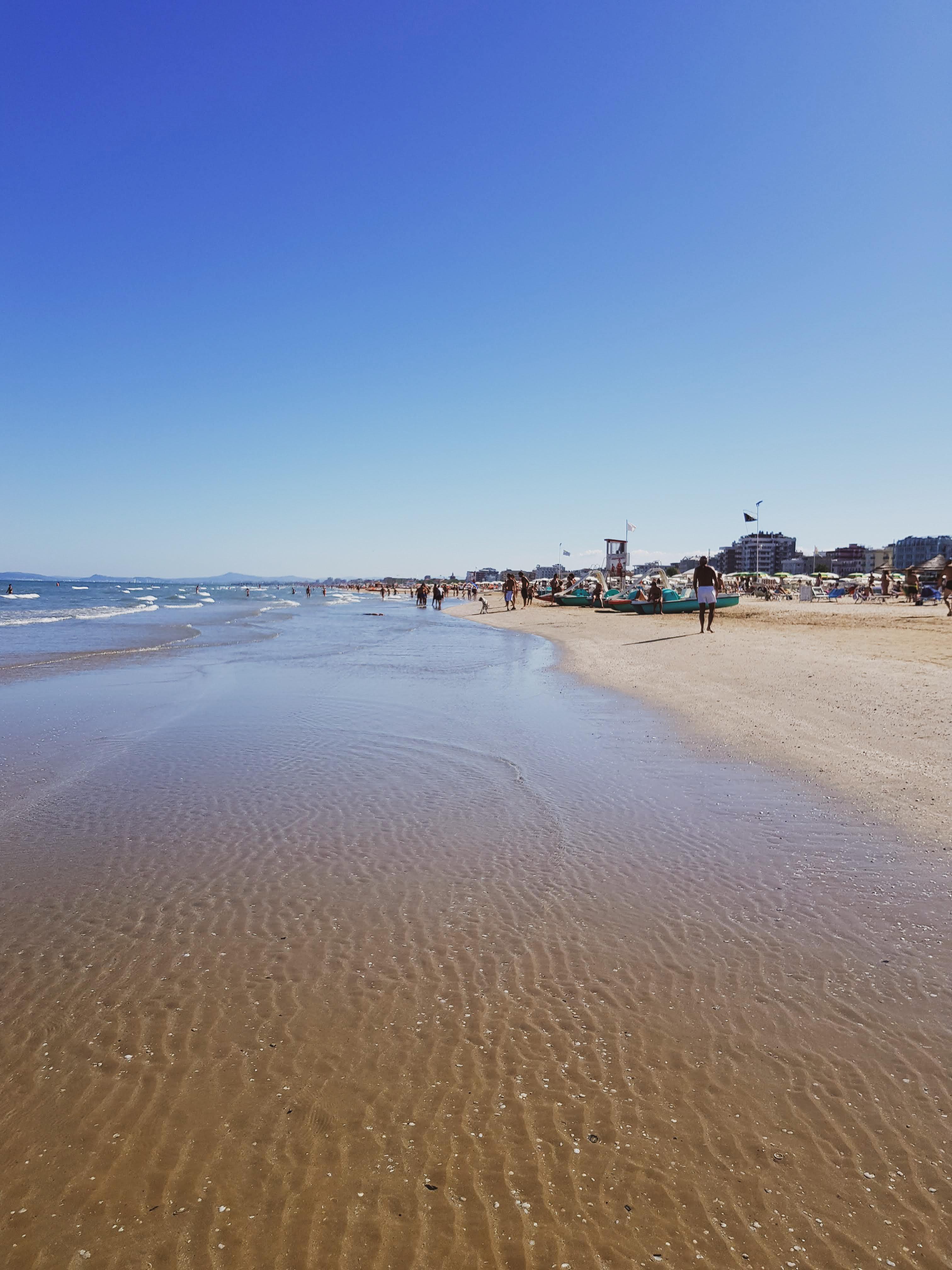 plaża Rimini