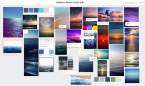 Inspiracje do morskiej kolekcji obrazów
