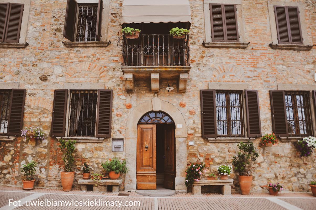 włoski balkon