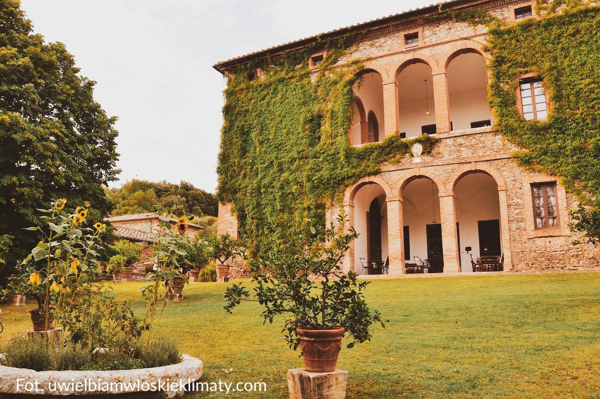 włoski ogród