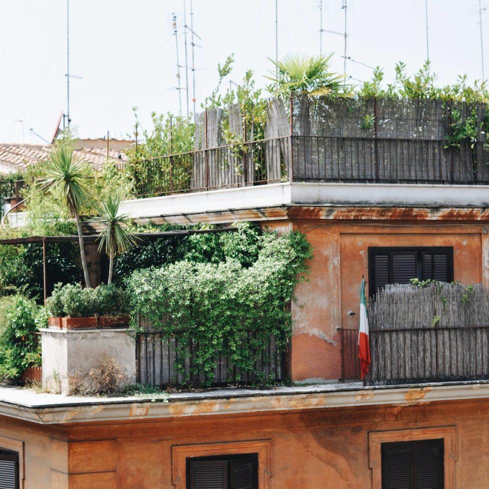 ogrody i tarasy w stylu włoskim